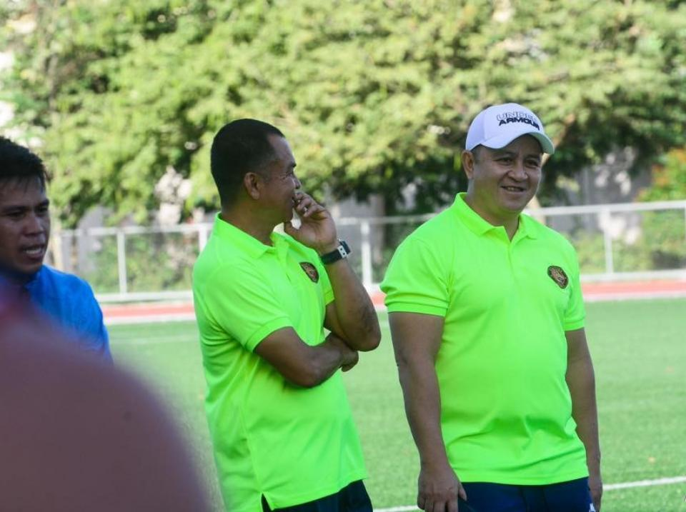 Limpag: Coach Ernie: Time for fans to step up  Read more | Stallion FC