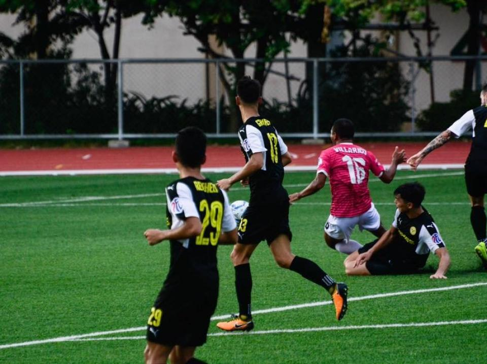 Nierras insists Laguna should have been issued late penalty | Stallion FC